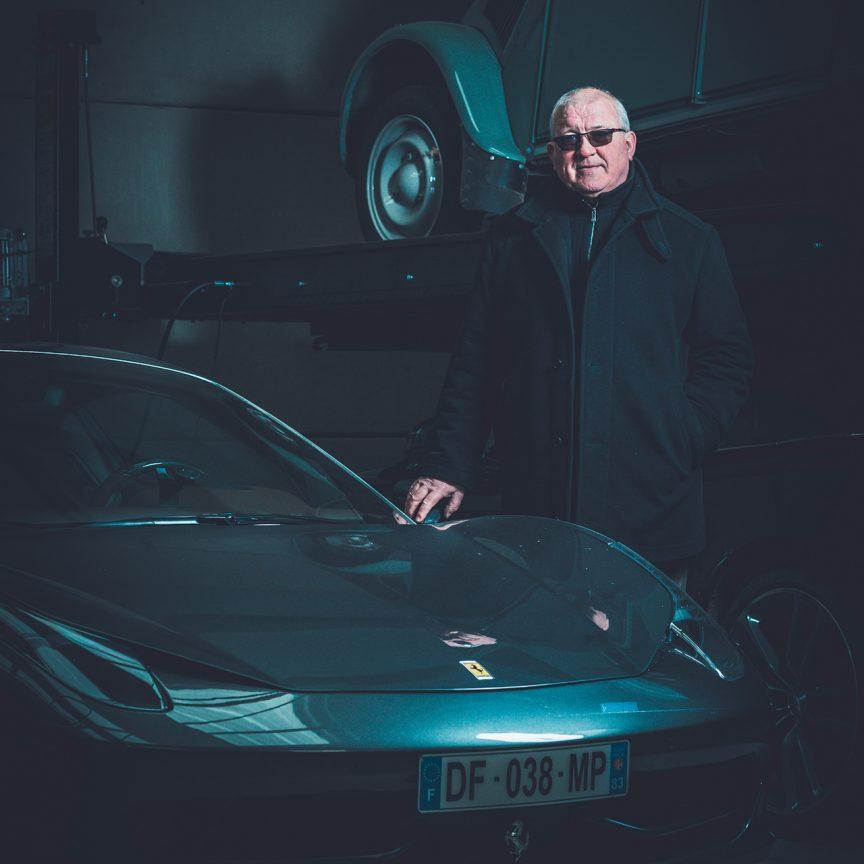 Reportage Bugatti