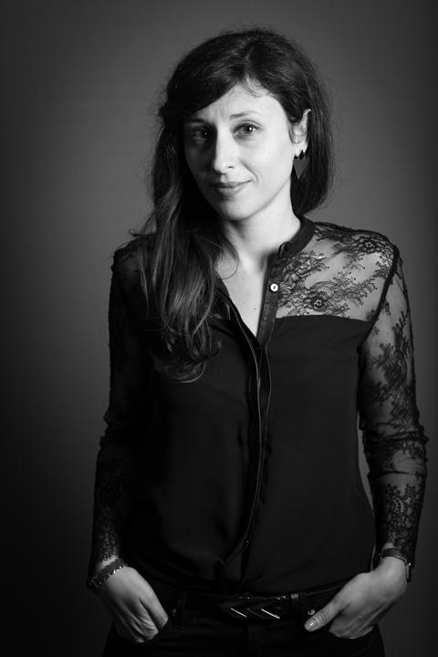 Portrait professionnel Laëtitia