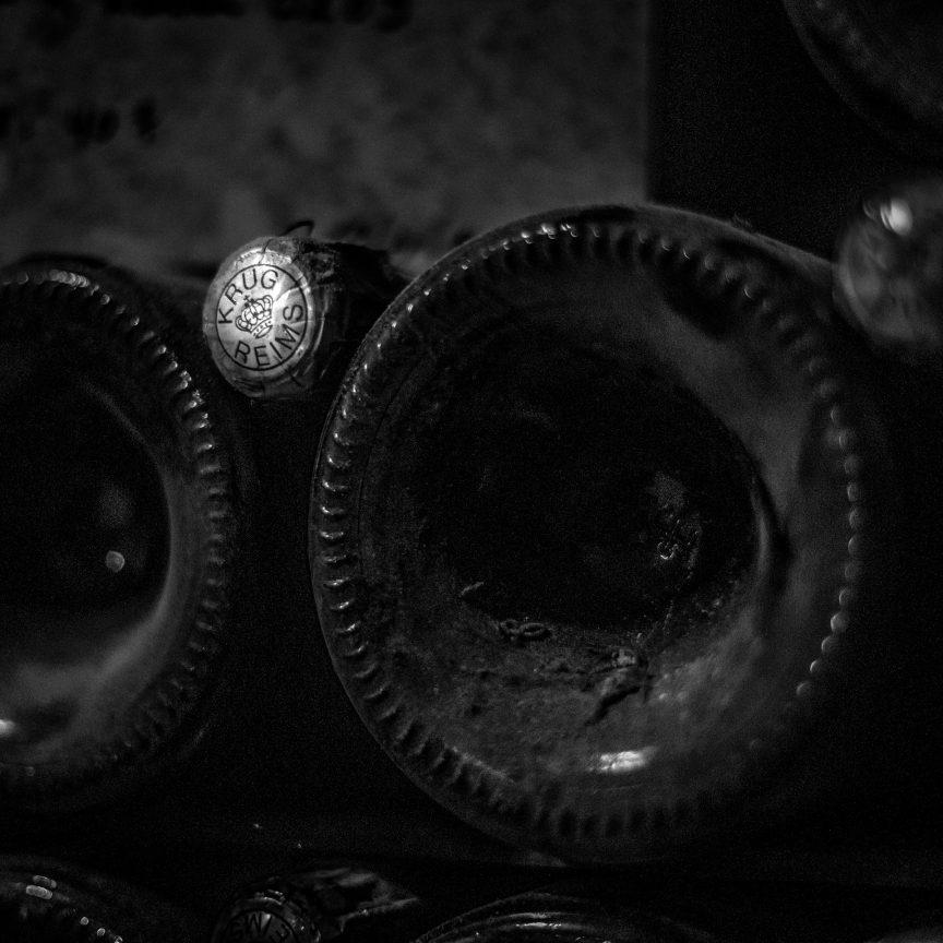 Reportage photo usine champagne Krug