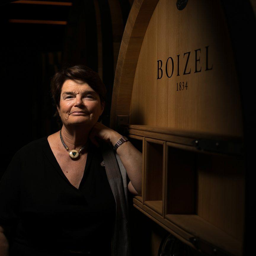 Reportage photo maison Boizel