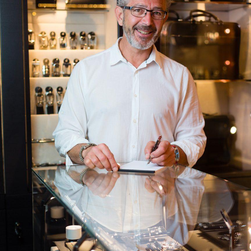Portrait Laurent Lingat