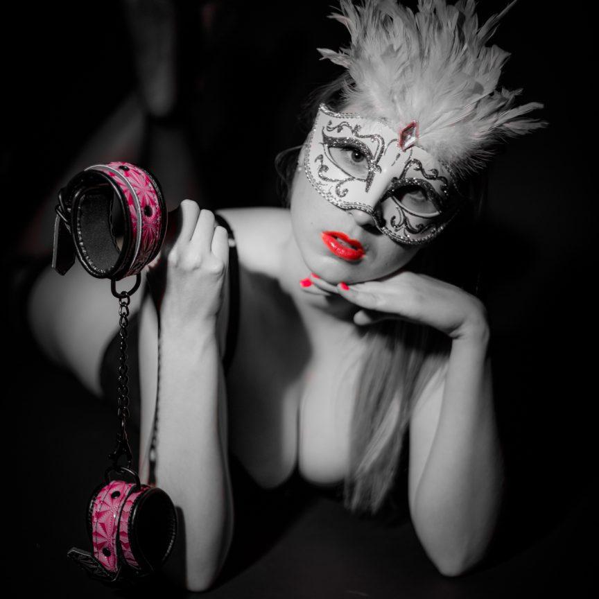 Portrait nu et boudoir