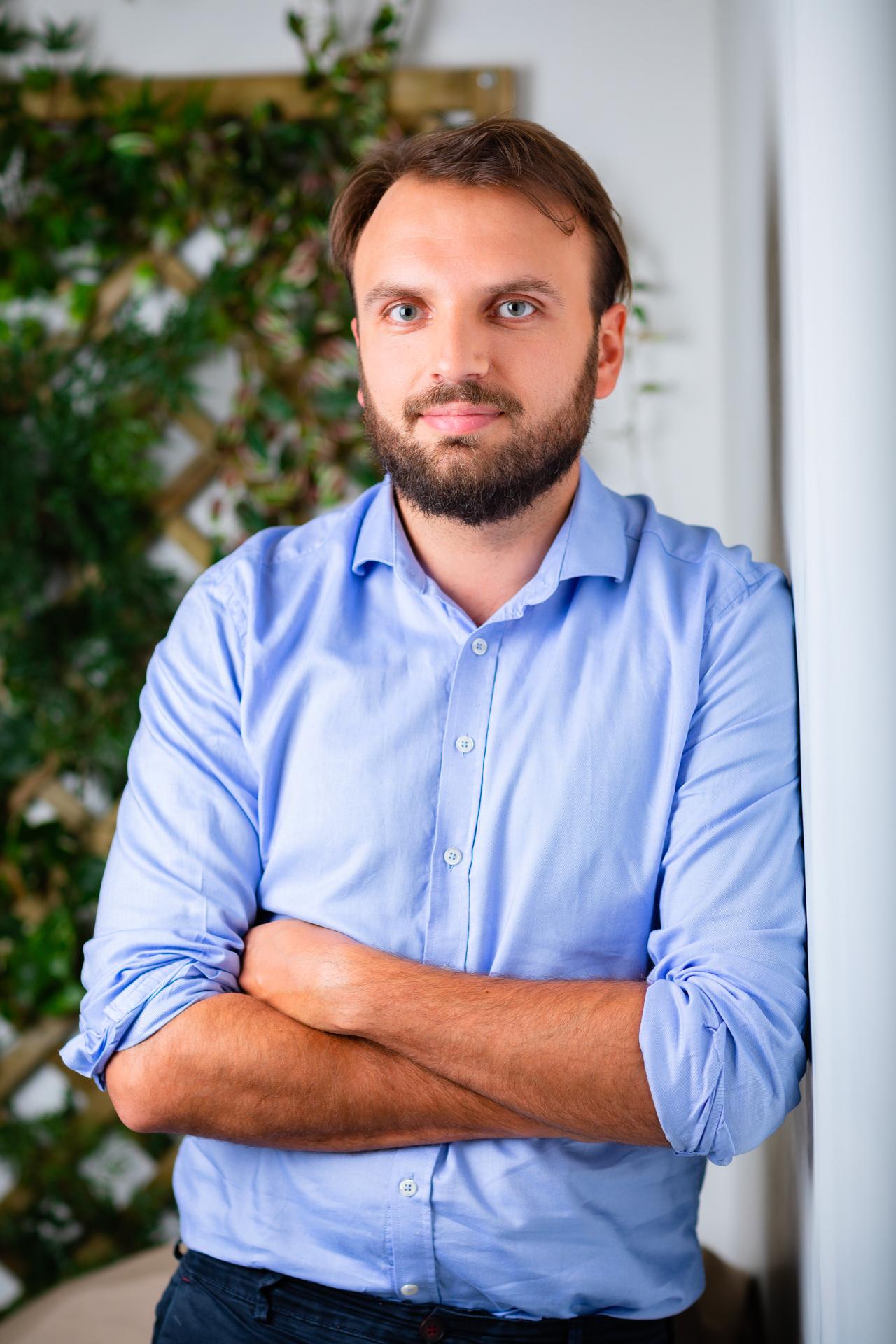 Portrait professionnel